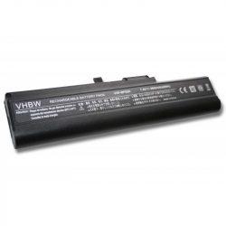 Sony VGP-BPL5, VGP-BPS5 Laptop akkumulátor - 6600mAh (11.1V Fekete)