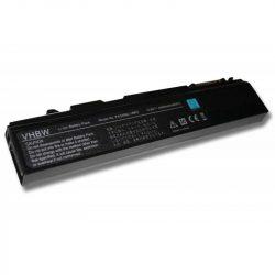 Toshiba PABAS048, PABAS049, PABAS054, PABAS066, PABAS071, PABAS105, PABAS162 Laptop akkumulátor - 4400mAh (10.8V Fekete)
