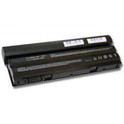 Dell 312-1325, 451-11694, 451-11695, 451-11696, 8858X, 8P3YX, 911MD, DTG0V, HCJWT Laptop akkumulátor - 6600mAh (11.1V Fekete)