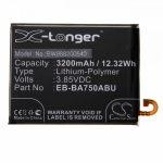 Samsung EB-BA750ABU, GH82-18027A akkumulátor - 3200mAh ((3.85V))