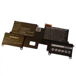 Sony VGP-BPS37 Laptop akkumulátor - 4120mAh (7.5V Fekete)