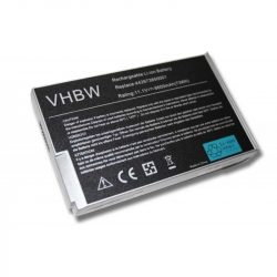 Medion 442671700003, 442673850001 Laptop akkumulátor - 6600mAh (11.1V Ezüst)