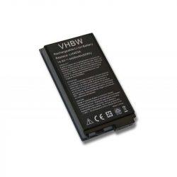 Medion LI4403A Laptop akkumulátor - 4400mAh (14.8V Fekete)