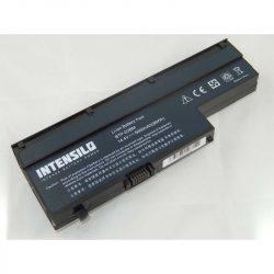 Medion 40027608, 40029779 Laptop akkumulátor - 6000mAh (14.4V Fekete)