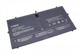 Lenovo Yoga 3 Pro 1370 13.3 Laptop akkumulátor - 5800mAh (7.7V)