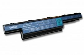 Acer Aspire 4551 Laptop akkumulátor - 6600mAh (11.1V Fekete)