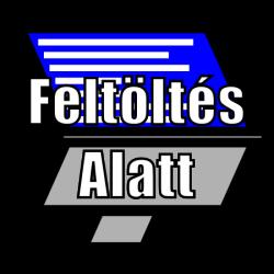 HP Mini 1124TU, 1125NR, 1125TU Laptop akkumulátor - 4400mAh (10.8 / 11.1V Fekete)