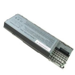 Dell Latitude D620, D630 11.1V Laptop akkumulátor - 4400mAh (10.8V / 11.1V Szürke)