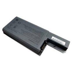 Dell Latitude D820 D830 D531 Laptop akkumulátor - 4400mAh (11.1V Szürke)