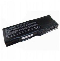 Dell Inspiron E1505 / KD476 Laptop akkumulátor - 6600mAh (10.8V / 11.1V Fekete)