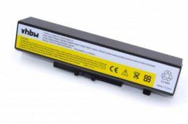 Lenovo Ideapad Y480 Laptop akkumulátor - 8800mAh (11.1V Fekete)