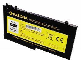 Dell Latitude E5270, E5470, E5570 Laptop akkumulátor - 3000mAh (11.4V Fekete)