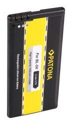 Nokia Lumia 630, 635, 636, 638 akkumulátor - 1850mAh