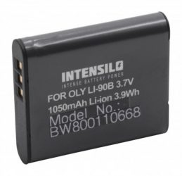 Olympus SH-50 / Stylus XZ-2 / Tough TG-1 akkumulátor - 1050mAh (3.6V / 3.7V)