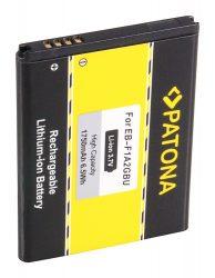 Samsung Galaxy S2, SII, GT-i9100 akkumulátor - 1750mAh