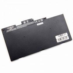 HP Elitebook 745 G3 Laptop akkumulátor - 4000mAh (11.4V Fekete)