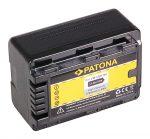 Panasonic HC-V10 / HC-V10EB-K akkumulátor - 1790mAh