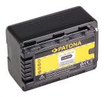 Panasonic HC-V10 / HC-V10EB-K akkumulátor - 1600mAh (3.7V)