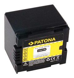 Panasonic CGR-DU06, CGA-DU07 akkumulátor - 800mAh (7.4V)