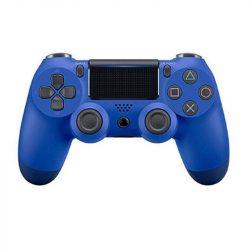 Playstation 4, PS4 wireless / vezeték nélküli kontroller - kék
