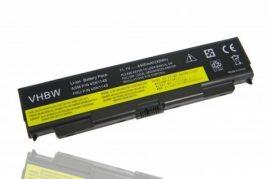Lenovo Thinkpad L440, T440, T540 Laptop akkumulátor - 4400mAh (11.1V Fekete)