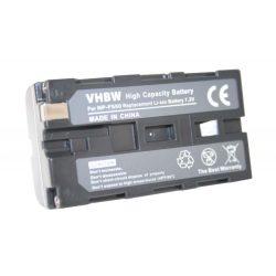 Sony NP-F550 akkumulátor - 1800mAh (7.2V)