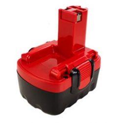 Bosch BAT038, BAT040, BAT041 akkumulátor - 3000mAh (14.4V)