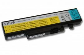 Lenovo IdeaPad Y470 Laptop akkumulátor - 4400mAh (11.1V Fekete)