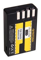 Pentax K30 / K-50 / K-500 akkumulátor - 1100mAh (7.4V)