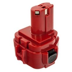 Makita 6911HDW, 6911HDWA, 6913DWH akkumulátor - 1500mAh (12.0V)