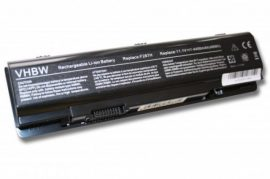 Dell Inspiron 1410 Laptop akkumulátor - 4400mAh (11.1V Fekete)