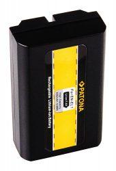 Nikon EN-EL1 / Minolta NP-800 akkumulátor - 600mAh (7.2V)