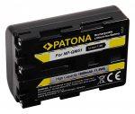 Sony NP-FM30, NP-FM50, NP-FM70 akkumulátor - 1600mAh (7.2V)