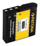 Casio NP-40 / Pentax LB-060 akkumulátor - 950mAh (3.6V)