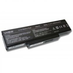 Asus A32-F3, A32-Z94, A32-Z96, A33-F3 Laptop akkumulátor - 4400mAh (11.1V Fekete)