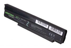 Acer AS09C31, AS09C71, AS09C75 Laptop akkumulátor - 5200mAh (10.8V Fekete)