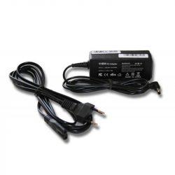 HP Mini 700 / 701 laptop töltő adapter - 30W (19V 1.58A)