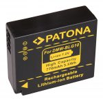 Panasonic DMW-BLG10, DMW-BLG10E akkumulátor - 770mAh (7.2V)