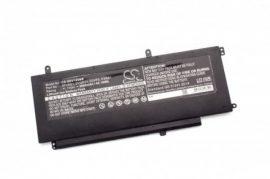 Dell Vostro 5459 Laptop akkumulátor - 3800mAh (11.1V Fekete)