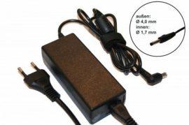 HP Mini 110, 110c, 210, 2102 laptop töltő adapter - 40W (19V 2.05A)