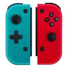Utángyártott Nintendo Switch Joy-Con Kontroller (Piros-Kék)