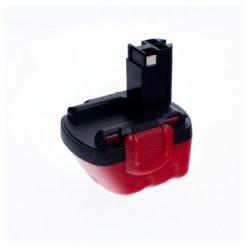 Bosch BAT043, BAT045, BAT046 akkumulátor - 2000mAh (12V)