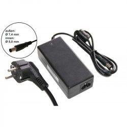 Dell Latitude D400 laptop töltő adapter - 131W (19.5V 6.7A)