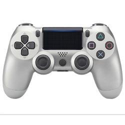 Playstation 4, PS4 wireless / vezeték nélküli kontroller - ezüst