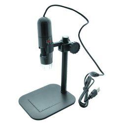 S10 50-1000X 2 Mega Pixeles USB 8 LED-es digitális mikroszkóp/endoszkóp kamera nagyító
