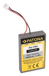Sony Playstation 4 PS4 Dualshock 4 V2 Kontroller akkumulátor töltőkábellel - 1000mAh