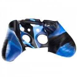 Szilikon tok Xbox One kontrollerekhez ( kék/fekete/fehér )