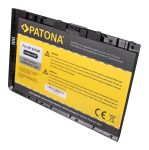 HP EliteBook Folio 9470, 9470m Laptop akkumulátor - 3200mAh (14.8V Fekete)