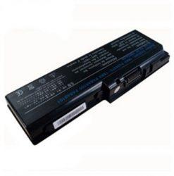Toshiba Satellite P200 / P205 / X200 / X205 series Laptop akkumulátor - 6600mAh (10.8V / 11.1V Fekete)