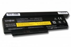 Lenovo Thinkpad X220, X220i, X220s Laptop akkumulátor - 6600mAh (11.1V Fekete)